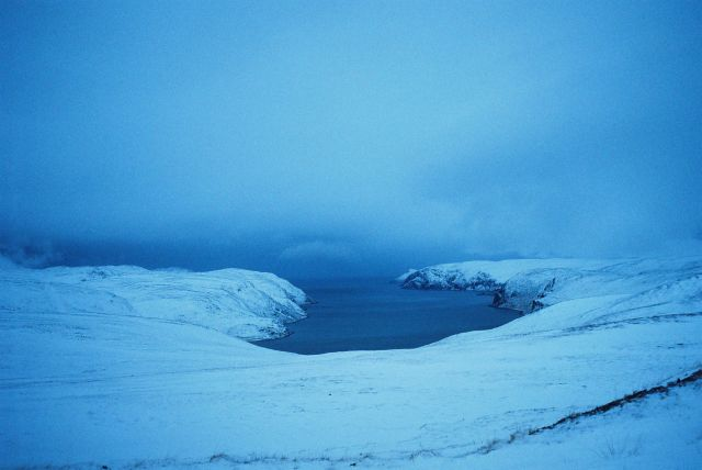 Zdjęcia: Okolica Nordkappu, Morza Barentsa, FIORD, NORWEGIA