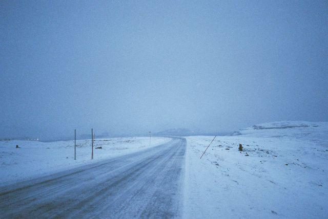 Zdj�cia: Okolica nordkappu, Morza Barentsa, Droga na Nordkapp, NORWEGIA