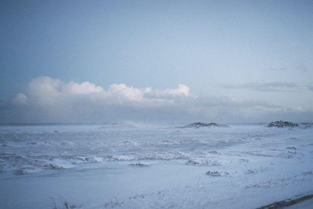 """Zdjęcia: Okolica BERLEVAG, Morza Barentsa, """"PLAŻA"""" NAD MORZEM BARENTSA, NORWEGIA"""