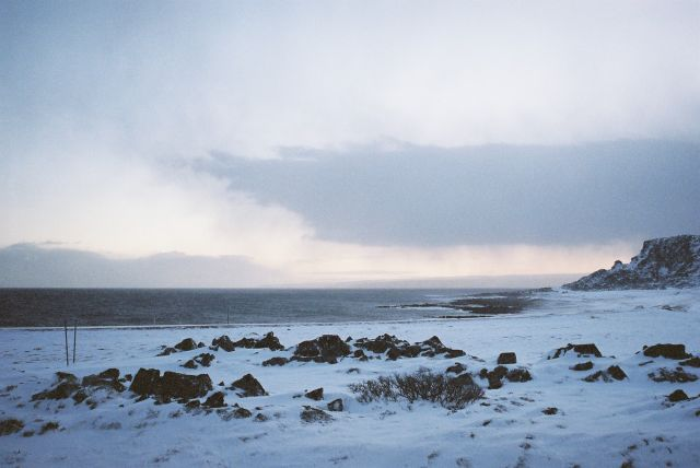 Zdjęcia: Okolica Berlevag, Północ europy, MORZE BARENTSA, NORWEGIA