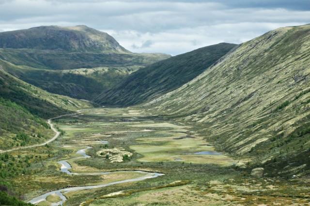 Zdjęcia: Rondane, Rondane, Nasycanie zmysłów przy południowej kawie, NORWEGIA