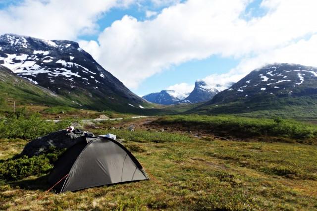 Zdjęcia: Zjazd z Trollstigen w kierunku Valdall, Reinheimen, I znów świat ukazał się w jaskrawych barwach, NORWEGIA