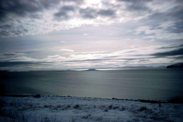 Zdjęcia: Południowy Porsangerfjorden, FINNMARK, FIORD, NORWEGIA