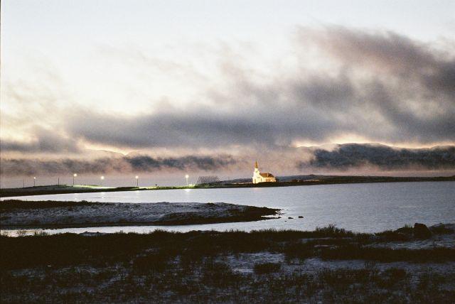 Zdjęcia: Zachodni Varangerfjorden, FINNMARK WSCHODNI, W ODDALI KOŚĆIÓŁEK, NORWEGIA