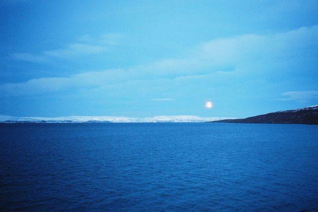 Zdj�cia: LAKSEFJORD, FINNMARK, LAKSEFJORD, NORWEGIA