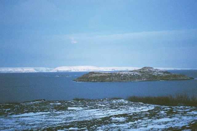 Zdjęcia: LAKSEFJORD, FINNMARK, LAKSEFJORD, NORWEGIA