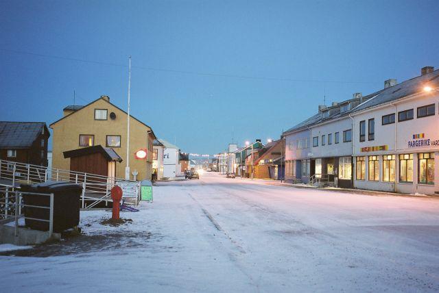 Zdjęcia: VARDO., FINNMARK WSCHODNI, VARDO.DZIEŃ POLARNY, NORWEGIA