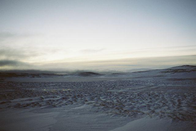 """Zdjęcia: FINNMARK WSCHODNI, FINNMARK WSCHODNI, """"ZIMOWA PUSTYNIA"""", NORWEGIA"""