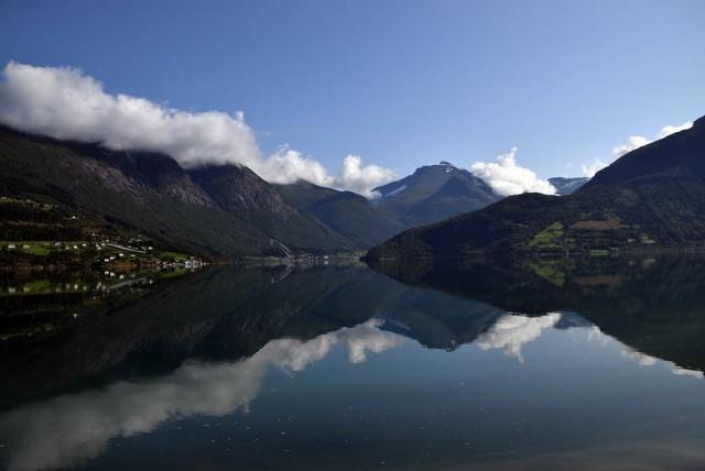 Zdjęcia: Stryn, Stryn, Norweskie fiordy, NORWEGIA