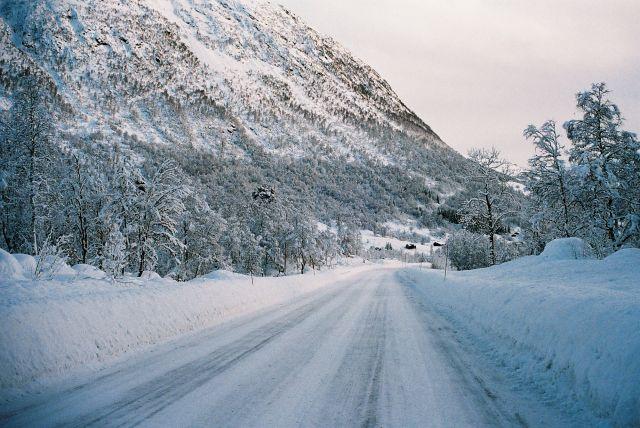 Zdjęcia: rejon: JOSTEDALSBRE, SRODKOWO ZACHODNIA NORWEGIA, NORWESKA DROGA, NORWEGIA