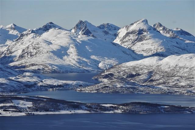 Zdjęcia: Tromsø, Troms, Trzeba będzie wybrać się tam latem, NORWEGIA