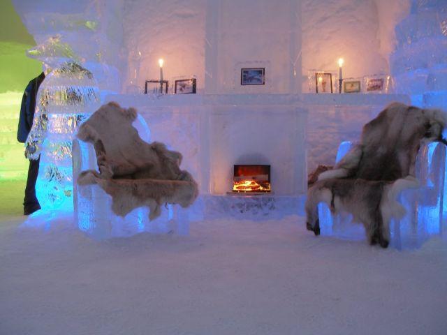 Zdjęcia: Alta, Finnmark, Iglo hotel Alta, NORWEGIA