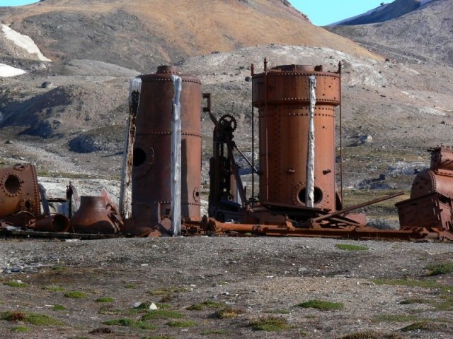 Zdjęcia: Zachodni Szpicbergen, Szpicbergen, Gory2, NORWEGIA