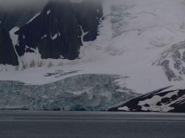 Zdjęcia: Zachodni Szpicbergen, Szpicbergen, gora3, NORWEGIA