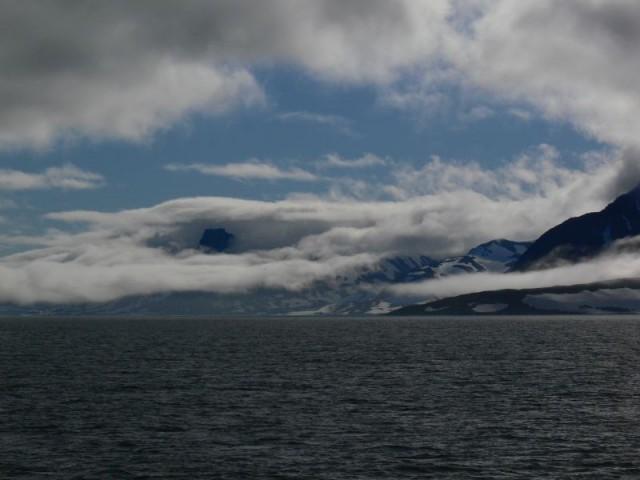 Zdjęcia: Zachodni Szpicbergen, Szpicbergen, gora4, NORWEGIA