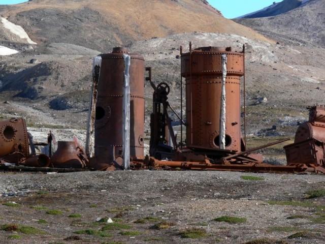 Zdjęcia: Zachodni Szpicbergen, Szpicbergen, gora5, NORWEGIA