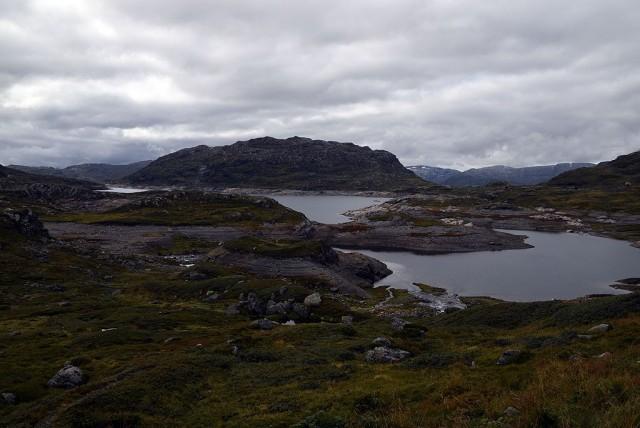 Zdjęcia: Harddangervidda, Telemark, Harddangervidda, NORWEGIA