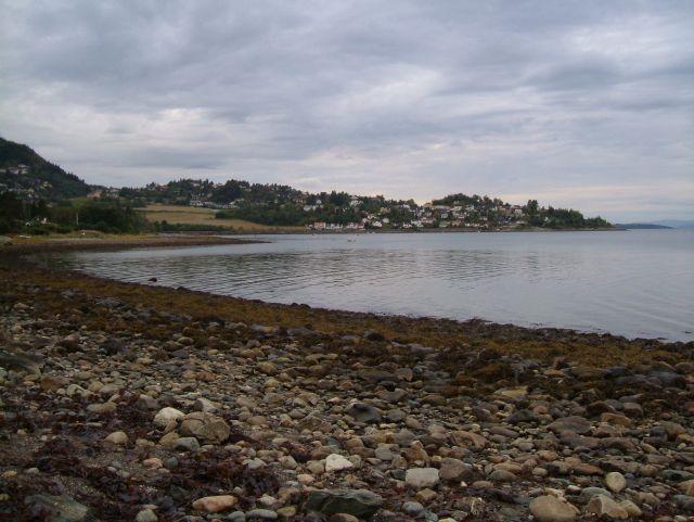 Zdjęcia: norwegia, mało uczęszczana plaża, NORWEGIA