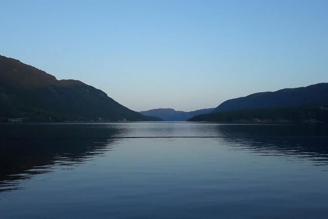 Zdjęcia: Seljord, Telemark, Seljordsvatn, NORWEGIA