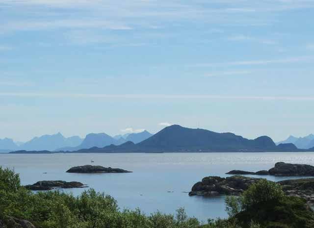 Zdjęcia: Wybrzeże Lofotów, NORWEGIA