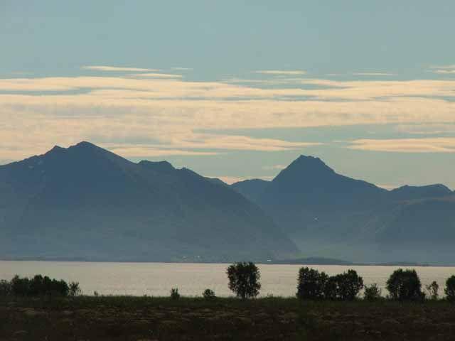 Zdjęcia: Wybrzeże Vesteralen, NORWEGIA