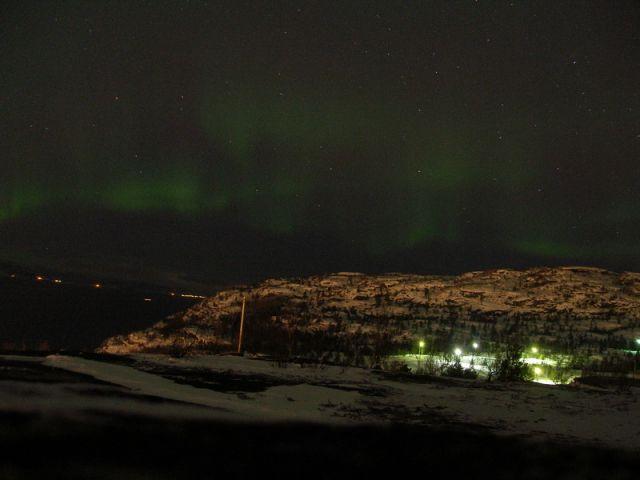 Zdjęcia: Alta, Finmark, zorza, NORWEGIA