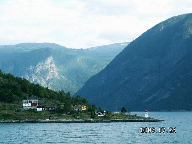 Zdjęcia: Sogndalfiord, Sogndalfiord, NORWEGIA