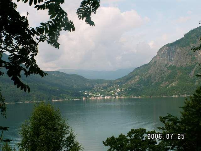 Zdj�cia: Urnes, Lusterfiord, NORWEGIA