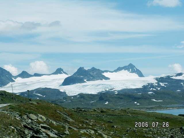 Zdjęcia: Góry Jotunheimen, Jotunheimen 2, NORWEGIA