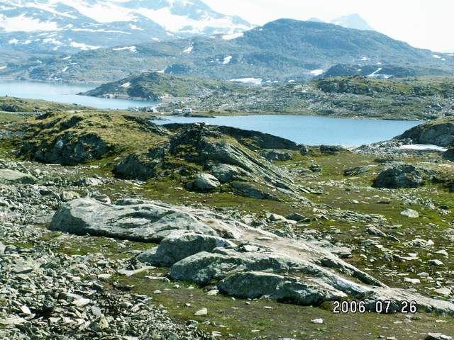 Zdjęcia: Góry Jotunheimen, Jotunheimen 3, NORWEGIA