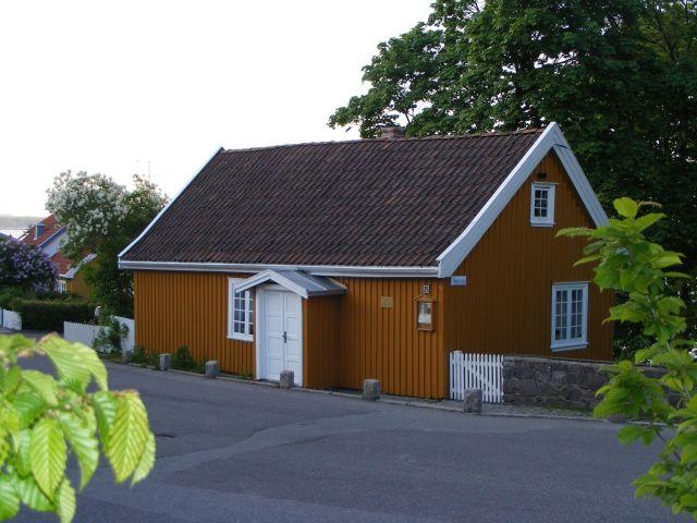 Zdjęcia: Asgarstrand, Horten, dom Edvarda Muncha, NORWEGIA