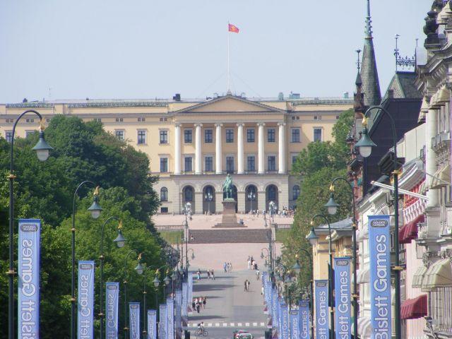 Zdjęcia: Oslo, Oslo, Zamek w Oslo, NORWEGIA