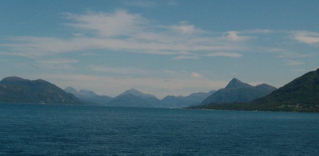 Zdjęcia: Aalesund, Fiordy2, NORWEGIA