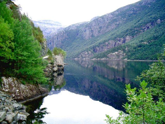 Zdjęcia: Svelgen, Najpiekniejsze miejsce na Ziemi, NORWEGIA