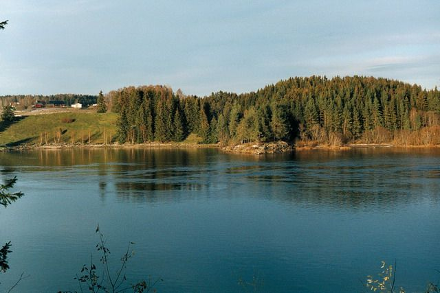 Zdjęcia: glotten, akerhus, widok z oka, NORWEGIA