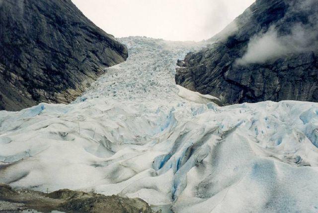 Zdjęcia: Jostedal, lodowiec Jostedalsbreen, NORWEGIA