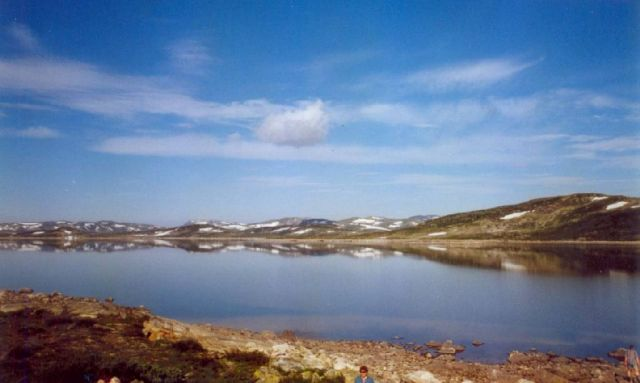 Zdjęcia: Handargervidda, Handargervidda, NORWEGIA