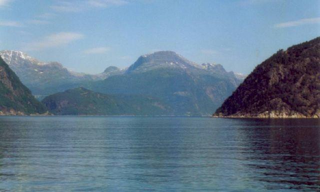 Zdjęcia: Eidfjorden, Eidfjorden, NORWEGIA