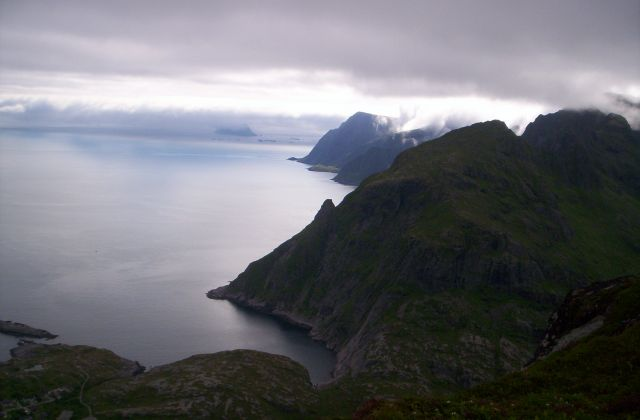 Zdj�cia: Lofoty, lofoty, Norwegia - Lofoty, NORWEGIA