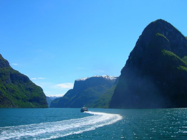 Zdjęcia: Norwegia, Fiordy, NORWEGIA