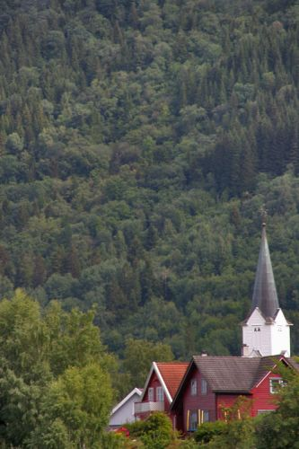 Zdjęcia: Miejscowość VIK, * * *, NORWEGIA