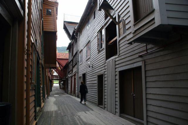 Zdjęcia: BERGEN , Bergen, NORWEGIA