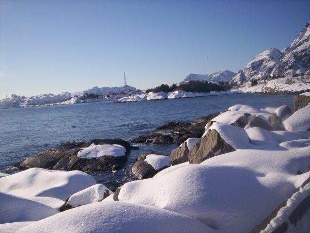 Zdjęcia: Moskienes, Lofoty, :), NORWEGIA
