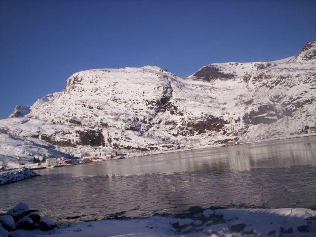 Zdjęcia: Moskienes, Lofoty, Moskienes, NORWEGIA