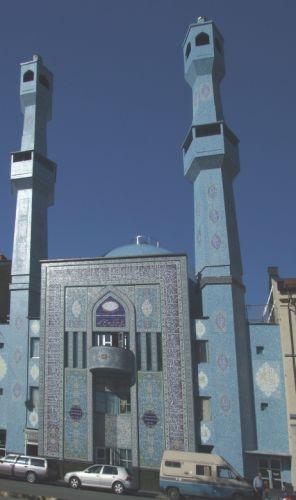 Zdjęcia: Oslo, meczet w Oslo, NORWEGIA