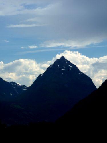 Zdjęcia: Bergen -> Otta, w drodze, NORWEGIA