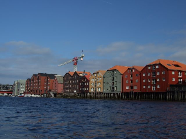 Zdj�cia: Trondheim, Trondheim, NORWEGIA