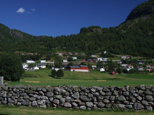 Zdjęcia: Bergen, w drodze, NORWEGIA