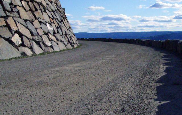 Zdjęcia: Początek drogi Troli, Droga, NORWEGIA