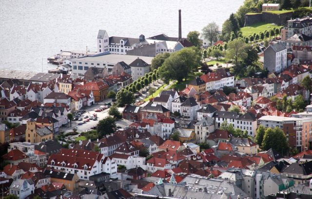 Zdj�cia: BERGEN, Bergen, NORWEGIA